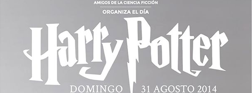 DÍA DE HARRY POTTER