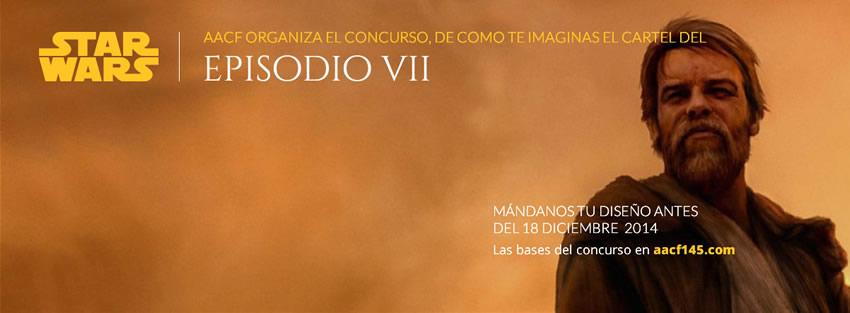 CONCURSO PORTADA SW-VII