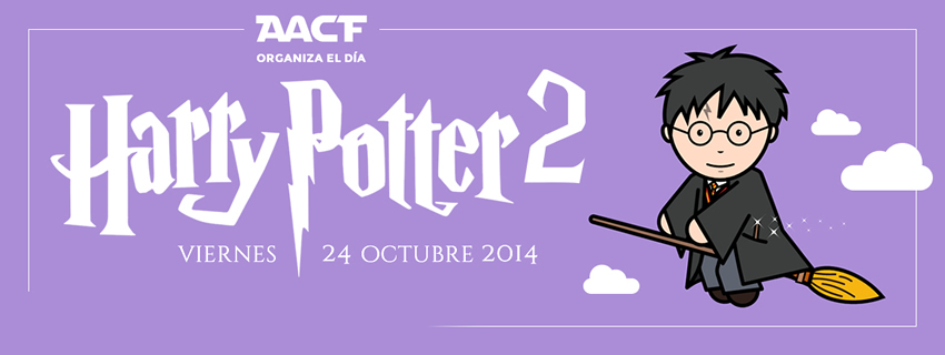 DÍA DE HARRY POTTER 2º