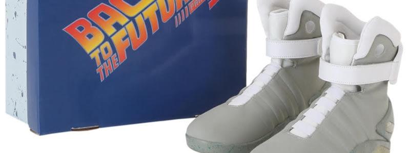 Sorteo botas Regreso al Futuro AACF