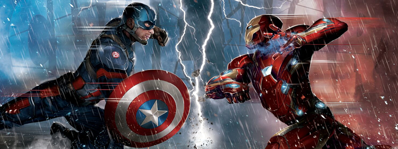 Capitán América: Civil War conferencia AACF