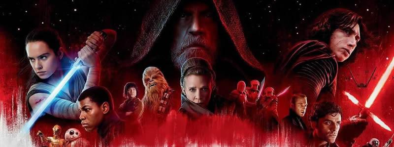 Preestreno Star Wars episodio VIII: los últimos Jedi