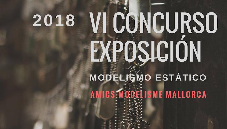 VI Concurso Exposición Modelismo Estático