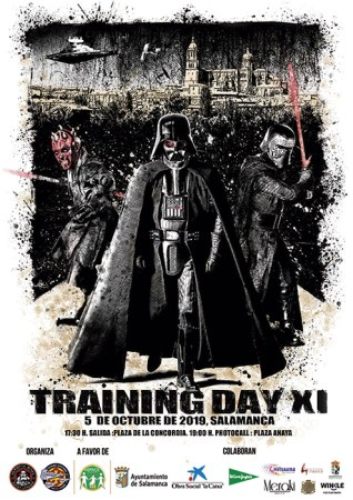 TRAINING DAY XI SALAMANCA – Legión 501 SPANISH GARRISON (5/10/19)