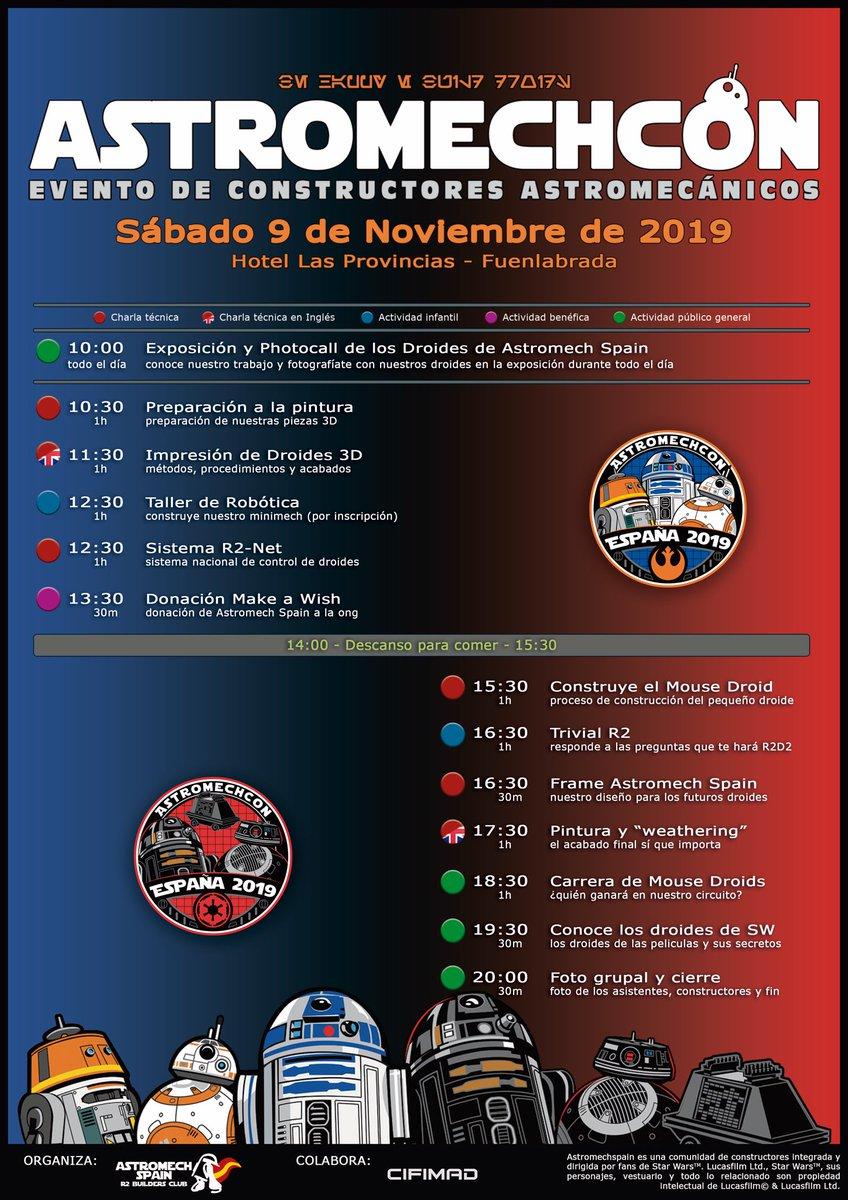 ASTROMECHCON (9/11/19)