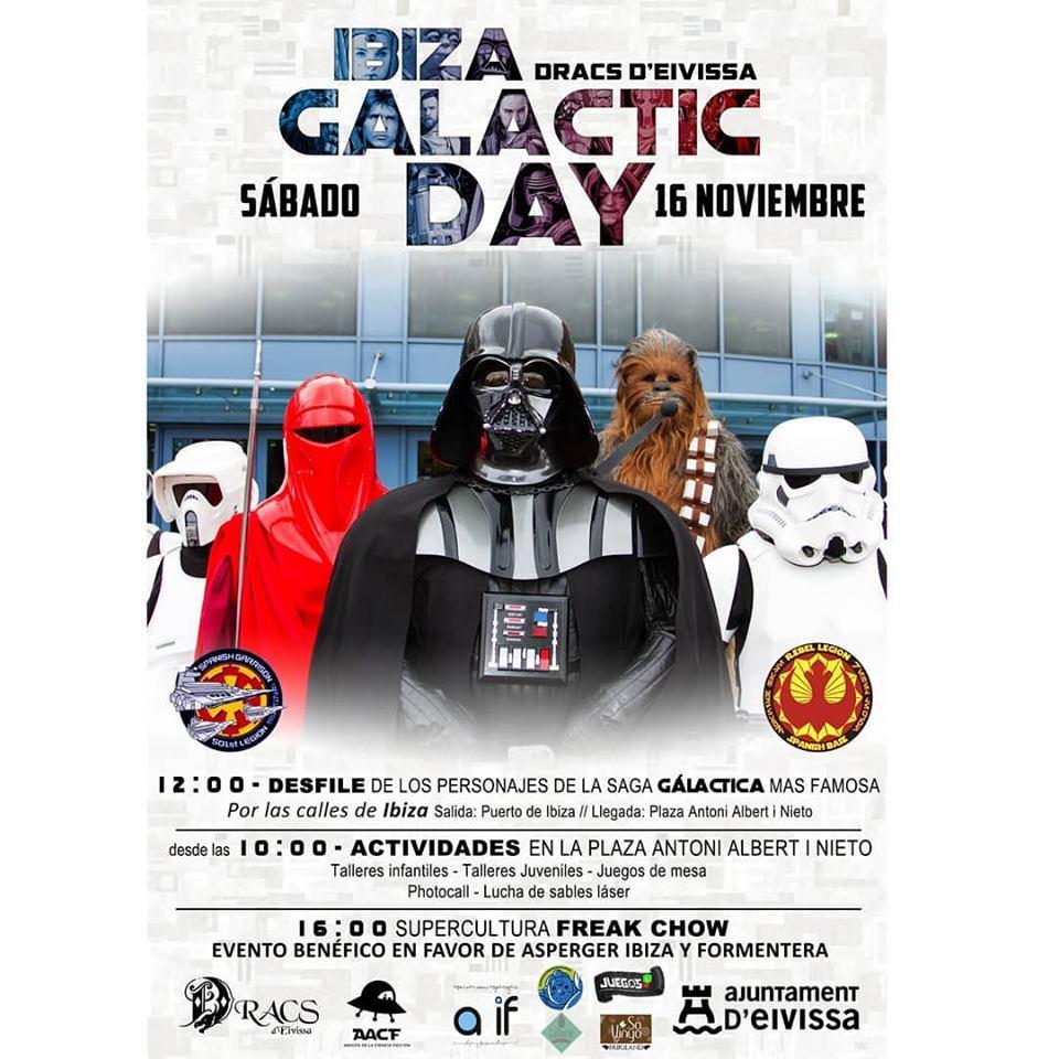 IBIZA GALACTIC DAY (16/11/19)