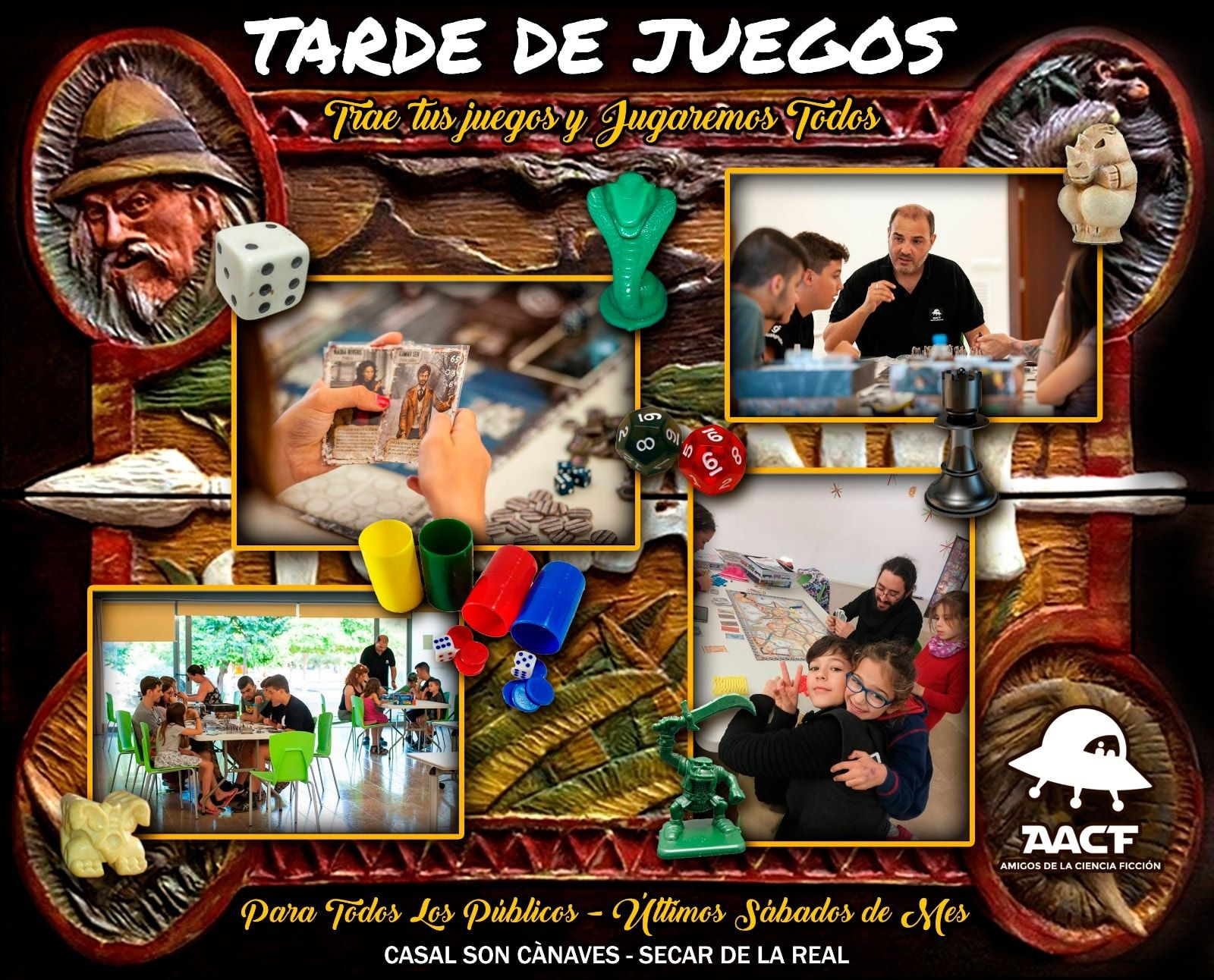 TARDE DE JUEGOS (25/02/20)