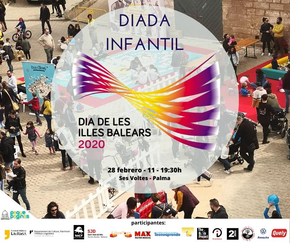 DIADA INFANTIL (28/02/20) (Día de les Illes Balears)