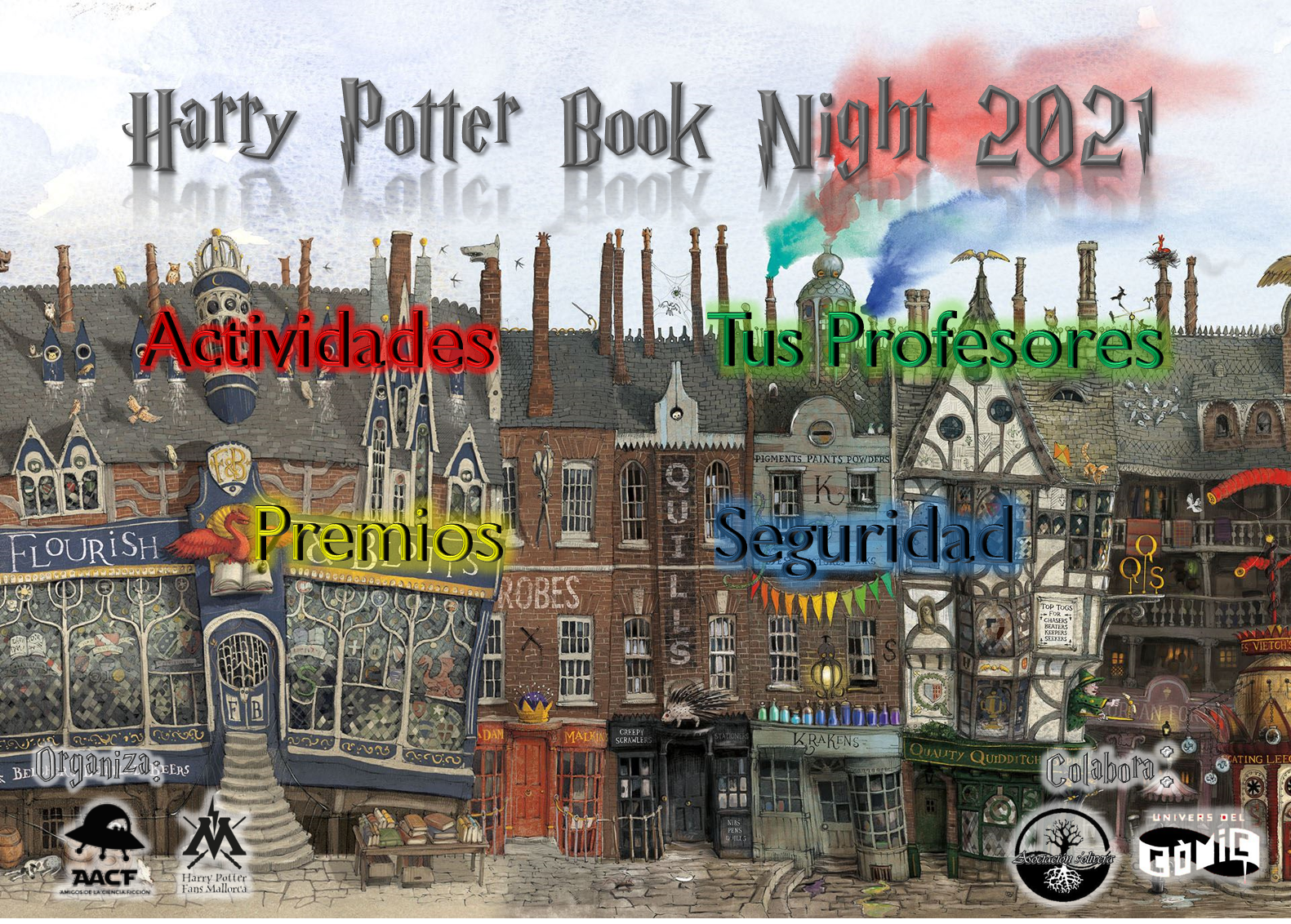 HP BOOK NIGHT 2021