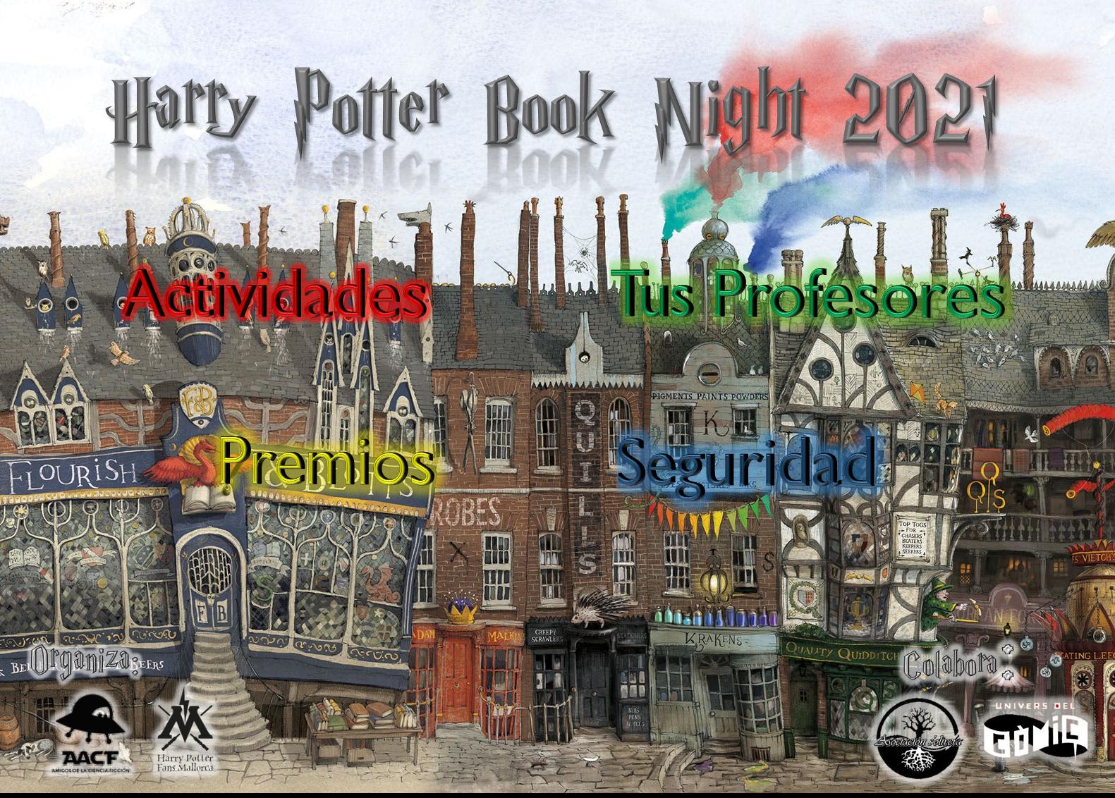 HP BOOK NIGHT 2021