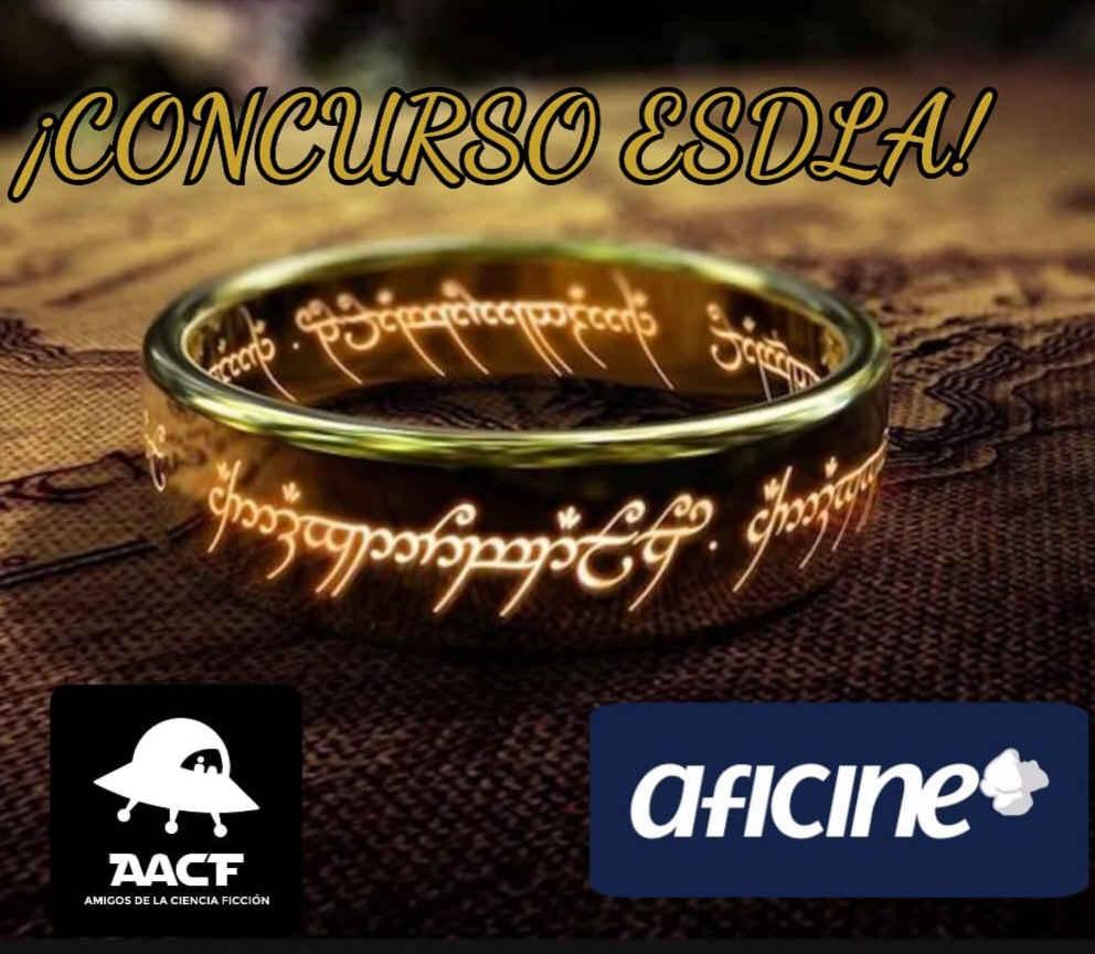 """Sorteo / Concurso """"El Señor de los Anillos"""""""